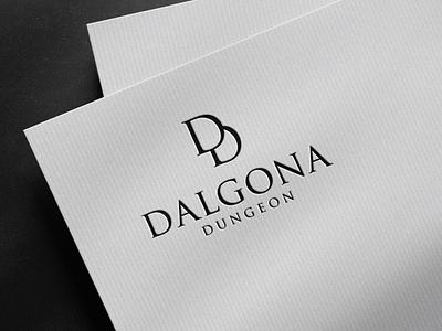 DD MONOGRAM LOGO newyork usa agency law consulting jewellery stationary brand brandidentity design branding luxury clothing apparel monogram logo graphic design