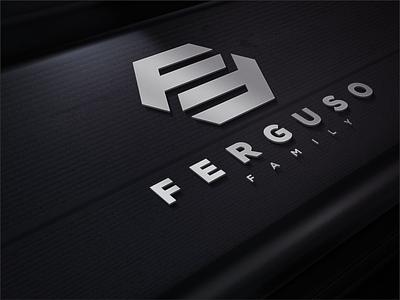 FF MONOGRAM LOGO newyork usa financial investing agency consulting stationary brand brandidentity design branding luxury clothing apparel monogram logo graphic design