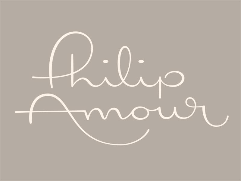 Philip Amour Logotype