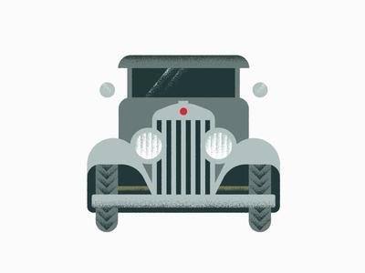 Boiler wallgraphic speakeasy laukai chicago 30s illustration car vintage