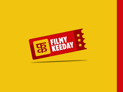 Filmy Keeday (फक) fuck logo f logo movie movie logo stars film festival reviews reel reel film concessions popcorn middle finger insects fuck tickets film cinema theater colors 7span