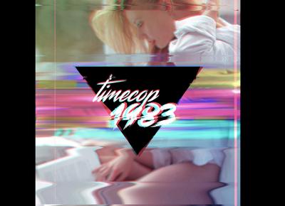Timecop1983 Cover Concept Design