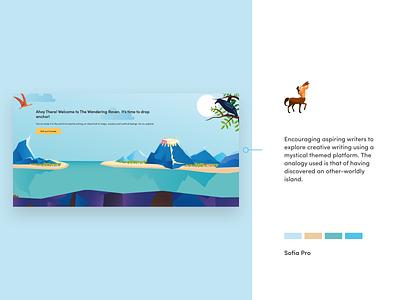 eLearning website homepage redesign edtech design elearning design edtech moodlelms moodle elearning illustration ux ui design branding