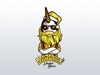 Sticker Narwhal