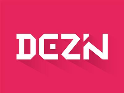 Dezin Logo logo dezin graphic design icon design