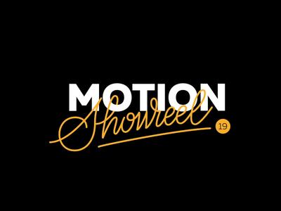 Showreel '19 2d vector animation bulgaria sofia sho studio fourplus showreel calligraphy lettering typography motion animation motion graphics