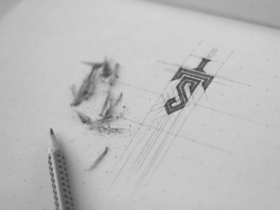 Sportitan l monogram design