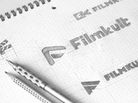 Sketches / Filmkult Logo