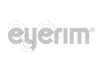 eyerim / wordmark construction