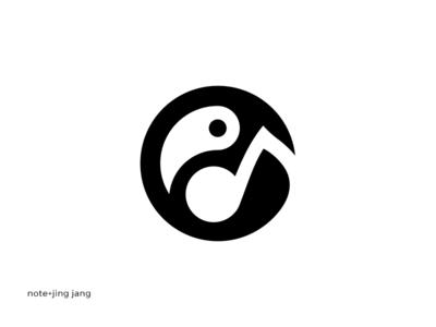 note + jing jang