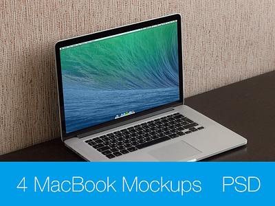 MacBook Pro Retina 15 Mockup macbook mockup apple psd photo download free freebee mockups mavericks yosemite