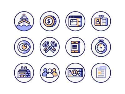 Work Based Icons
