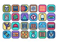 '90s Cartoon Icons