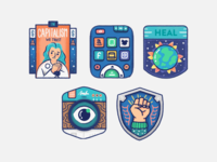Infographic Badges