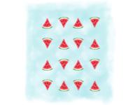 Summer Prints | Watermelon
