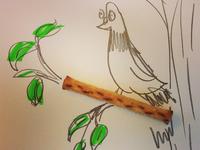 Pigeon + Pretzel Tree