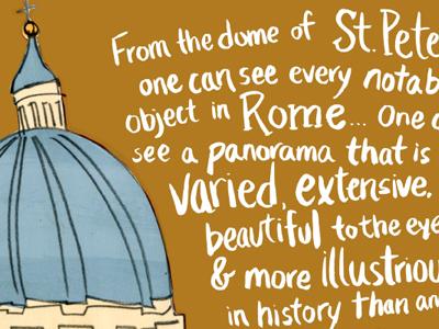 Roma guidebook