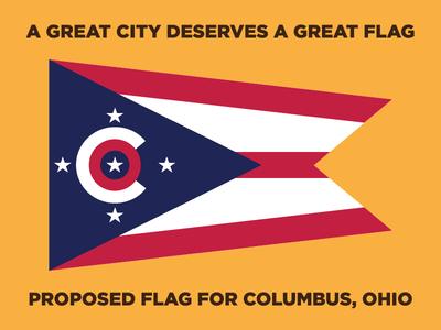 New Columbus Flag?
