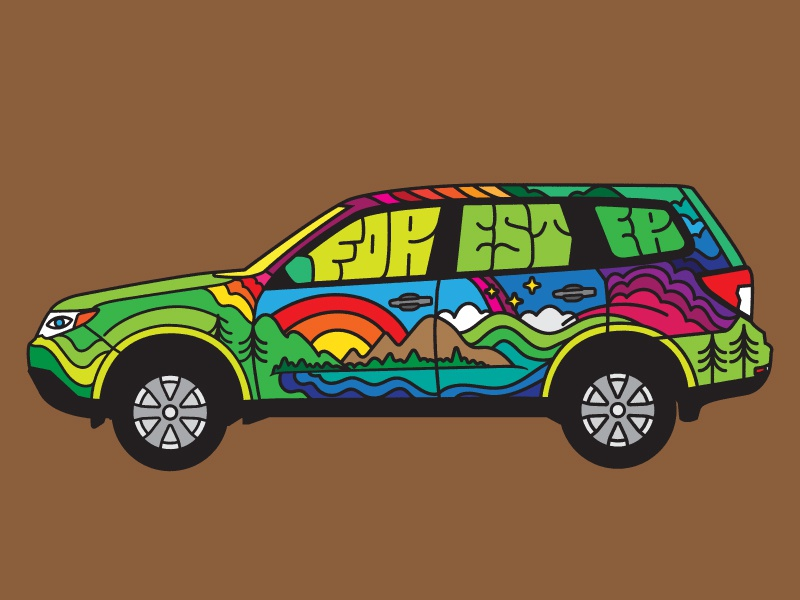 2012 Subaru Forester By 𝓑𝓮𝓷𝓳𝓪𝓶𝓲𝓷 𝓗𝓸𝔀𝓮𝓼 Dribbble