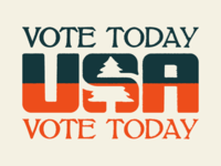 Get off Dribbble, Get to the Polls