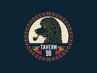 Tavern 98 Coaster