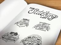 The Stitching Loft - Sketches