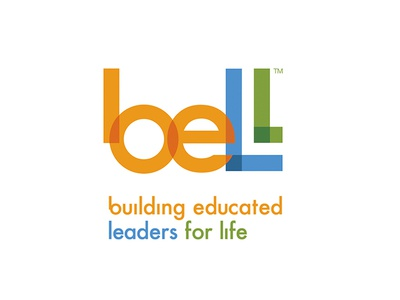 BELL design identity education leaders educated building bell logo