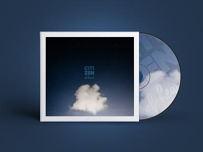 Cd Cover packaging worship heaven christian faith music design cover cd