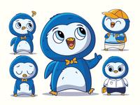 Penguin Character