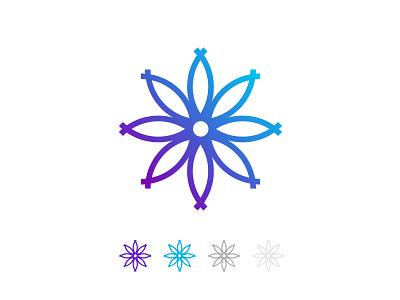 Freebie - Flower Logo/Symbol freebie icon logo download flower symbol free