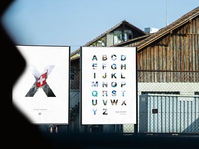 Swiss Alphabet letter graphic desgin graphic art typedesign typography swissalphabet swiss