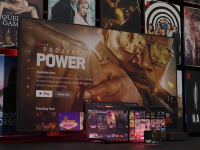 What is Netflix? movies streaming devices blender3d blender 3d