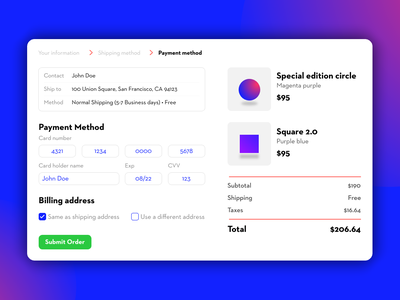 Daily Ui 002 form elements form form design credit card payment credit card form credit card checkout daily ui 002