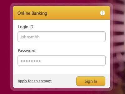 Sign In Bawx sign in log in login webapp web app button orange myriad pro myriad