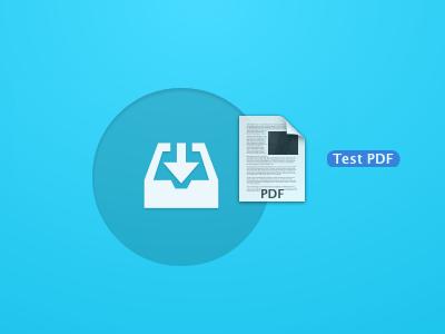 Drag-n-drop drag and drop form upload pdf icon web web app