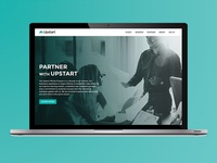 Partner with Upstart Landing Page