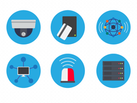 Security Website Icons