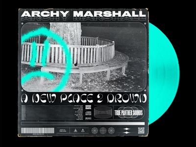 Archy Marshall Cover Concept Design
