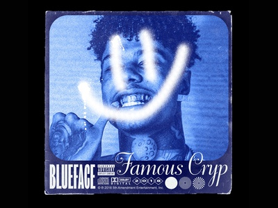 Famous Cryp Cover Concept Design