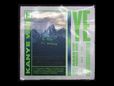 Ye Cover Concept