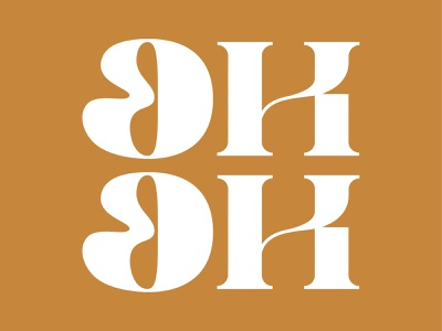 Oh oh... gold oh oh word design illustrator type typography 36 days of type