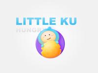 Little Ku—hungry