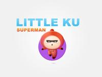 Little Ku—superman