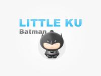 Little Ku—Batman