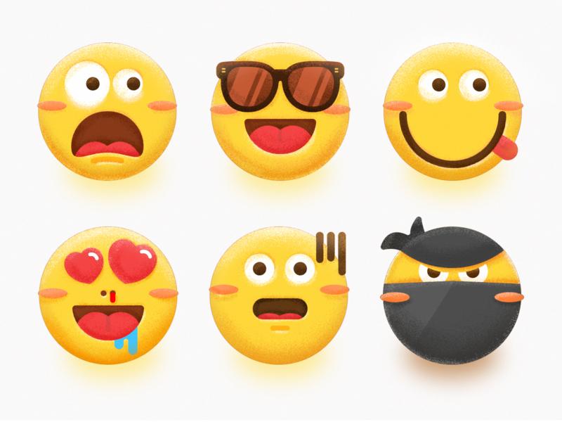 Emoji for fun fun yellow emoji