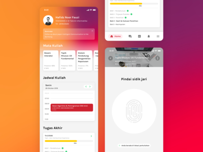 Student Portal App - Telkom University