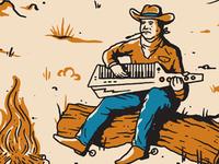Keytar Kowboy