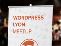 Roll-up for WordPress Lyon Meetup
