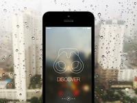 Discover iOS7 Splash Screen