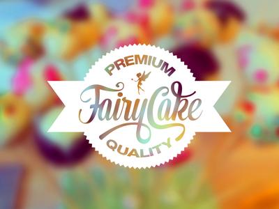 FairyCake Bakery Logo